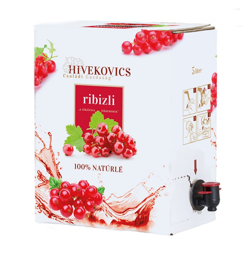 Red currant juice (100%)